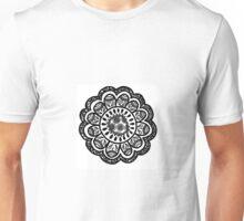 Mandala Flower Design Unisex T-Shirt