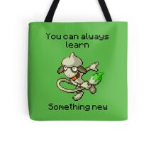 Smeargle #235 - You can always learn something new Tote Bag