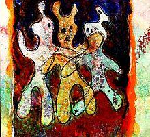 Trio by Lee Kerr