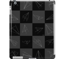 Paper Airplane 115 iPad Case/Skin