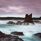 Cathedral Rocks by Ken Boxsell