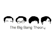 The big bang theory  by Morgan Green