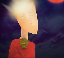 Kaha from Mars by Jason Acuña
