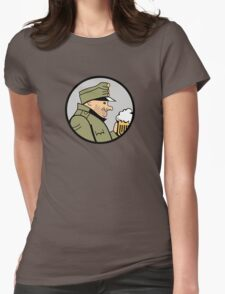 The good soldier Svejk Womens Fitted T-Shirt