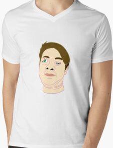 My Bust Mens V-Neck T-Shirt