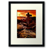 """Merciful Morning"" Framed Print"