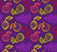fruits pattern by SIR13