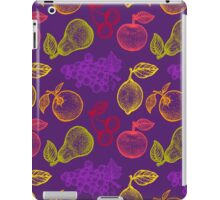 fruits pattern iPad Case/Skin
