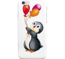penguins in Antarctica  iPhone Case/Skin