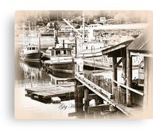 Gig Harbor, Washington Canvas Print