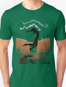 Over all the world (t-shirt) Unisex T-Shirt