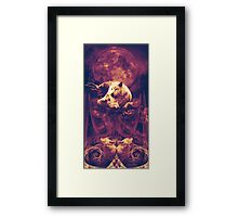 Season of the Wolf Framed Print