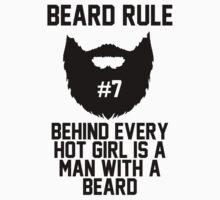 Beard Rule #7 by jephrey88