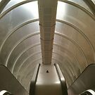 Escalator  by Glen Allen