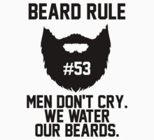 Beard Rule #53 by jephrey88