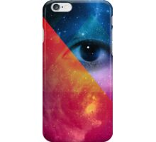 Galactic Eye iPhone Case/Skin