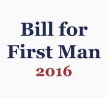 Bill for First Man 2016 by jdbruegger