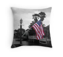 I Pledge Allegiance Throw Pillow