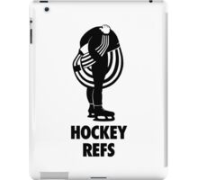 Hockey Refs iPad Case/Skin