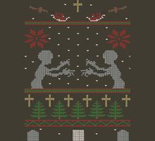 UGLY BUFFY CHRISTMAS SWEATER T-Shirt