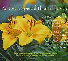 Extra Special Thanks To You by Sharon Elliott-Thomas