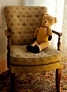 Old Teddy in his Old Chair by DonDavisUK