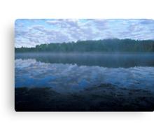 U.P. Michigan Morning Canvas Print