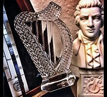Crystal Harp & Mozart by Beth Stockdell
