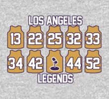 Los Angeles Legends by jephrey88