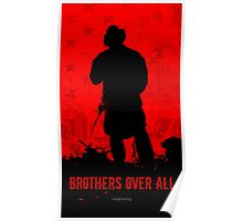 Red Flag- Brothers Poster