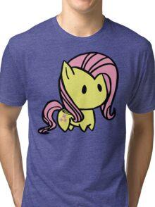 fluttershy Tri-blend T-Shirt