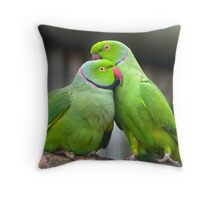 Psst... don't look now... its that snapper! Throw Pillow
