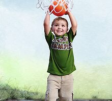 Future Player by Penny Odom