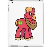 big Macintosh iPad Case/Skin