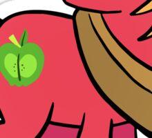 big Macintosh Sticker