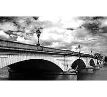 Putney Bridge Photographic Print