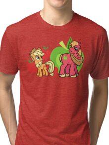 apple jack and big mac Tri-blend T-Shirt