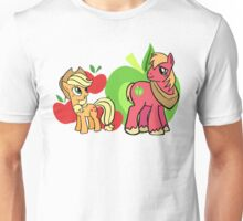 apple jack and big mac Unisex T-Shirt