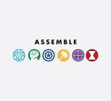 Assemble - Alternate by Dorothy Timmer