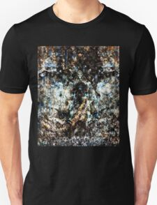 Trip-O-Vision Online Gallery Design 23: Trapped In Time Unisex T-Shirt