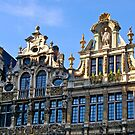 La Grand Place by Amy Dokken