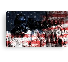 Gas Chamber  Canvas Print