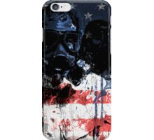 Gas Chamber  iPhone Case/Skin