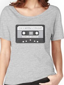Kirk Van Houten Tape Women's Relaxed Fit T-Shirt