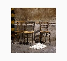 Three Chairs painting extruded Classic T-Shirt