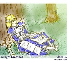 A King's Slumber by Arcemise