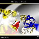 The Call of Avalon by Arcemise