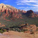 Sedona Red Rock Grandeur by Deborah Lee Soltesz