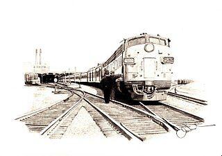 Departure (smaller version) by TomWard