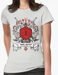 We've All Had Rolls Like That (Censored) Womens Fitted T-Shirt